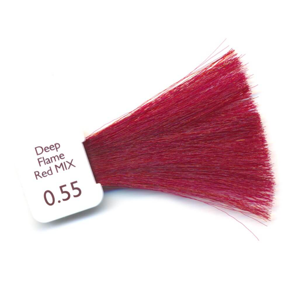 PPD Free Hair Colour - deep flame red
