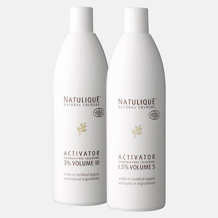 Ammonia Free Developer Natulique Certified Organic