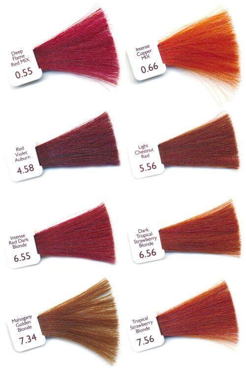 PPD Free Hair Colours