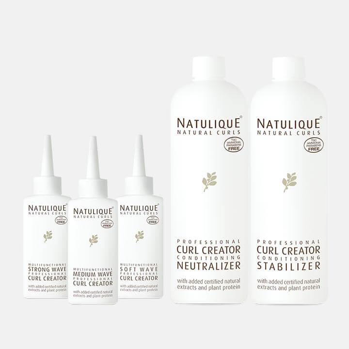 Natural Curl Creators NATULIQUE