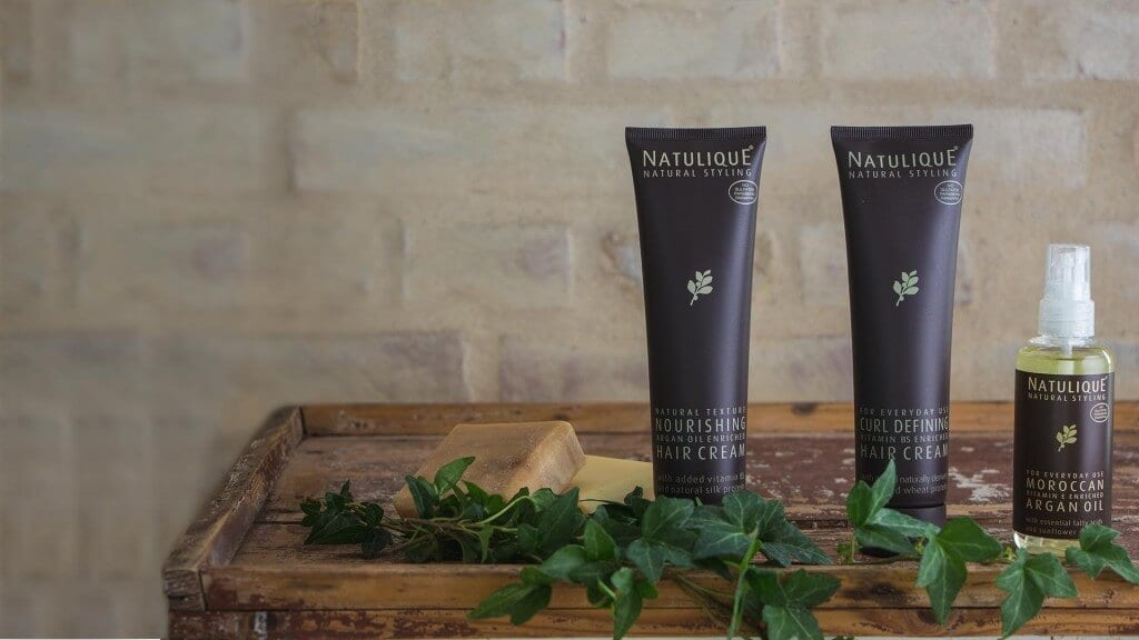 Nourishing Hair Cream NATULIQUE