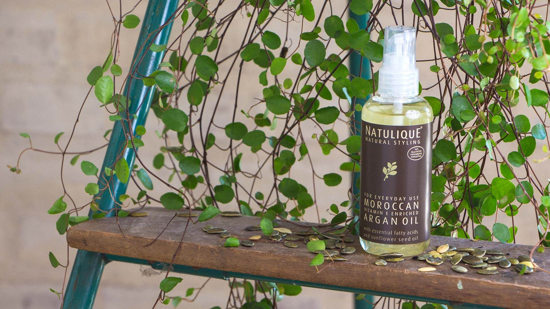 Moroccan Argan Oil NATULIQUE