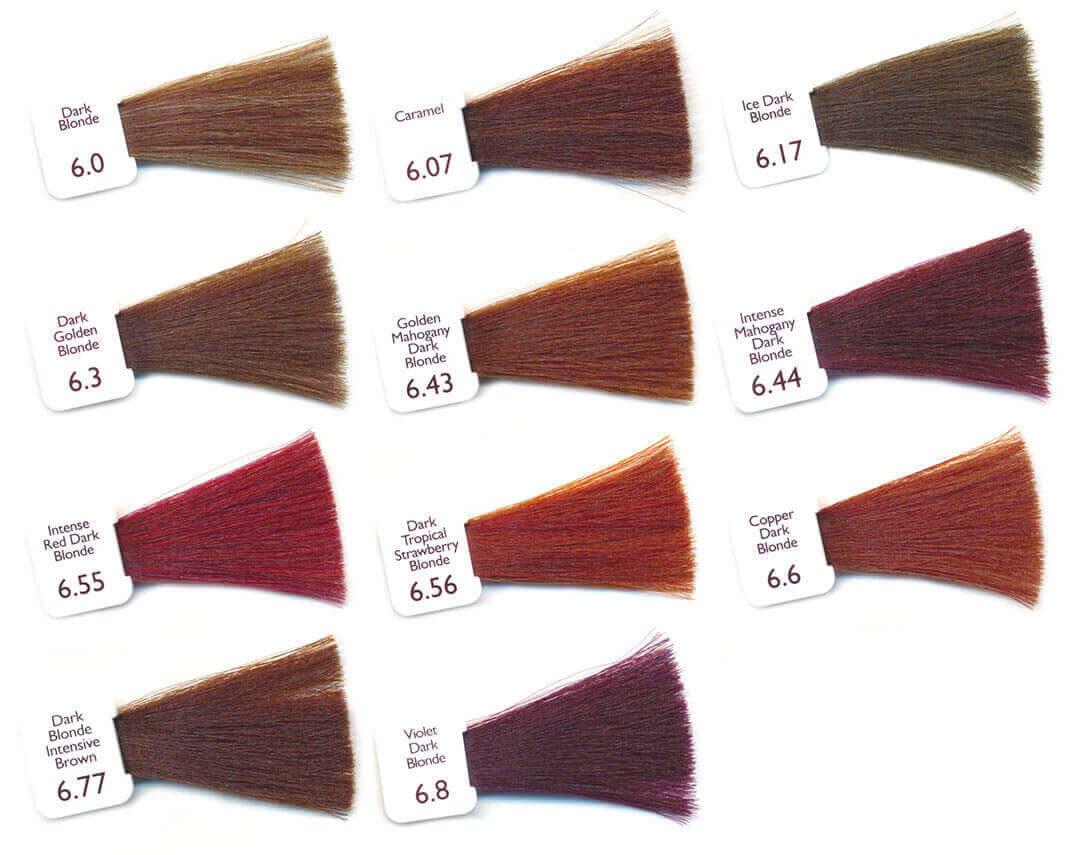 Natural Hair Colour Shades - NATULIQUE ® Natural Colours 🌿