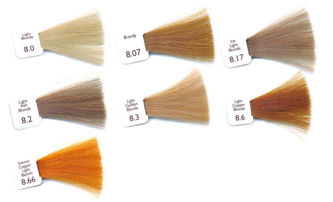 Natural Hair Colour Shades Natulique Natural Colours