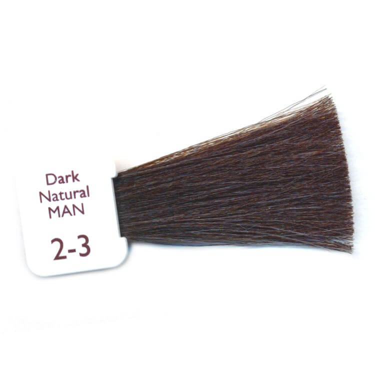 dark natural mens hair colour