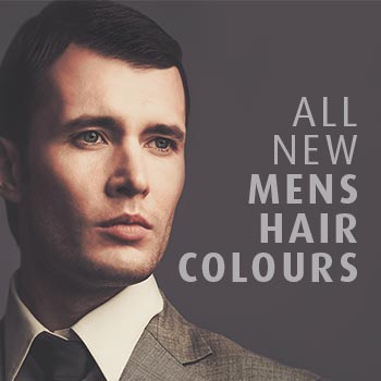 men hair colours