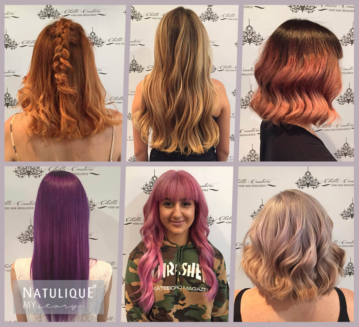 NATULIQUE Hair Colour reviews