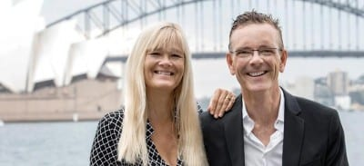 Mette and Stig, founders of NATULIQUE