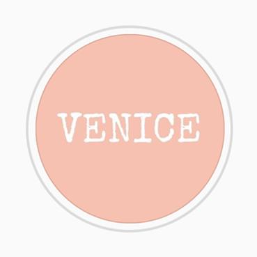 venice salon logo png