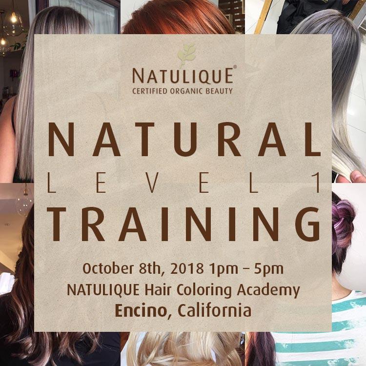 NATULIQUE Training Encino California