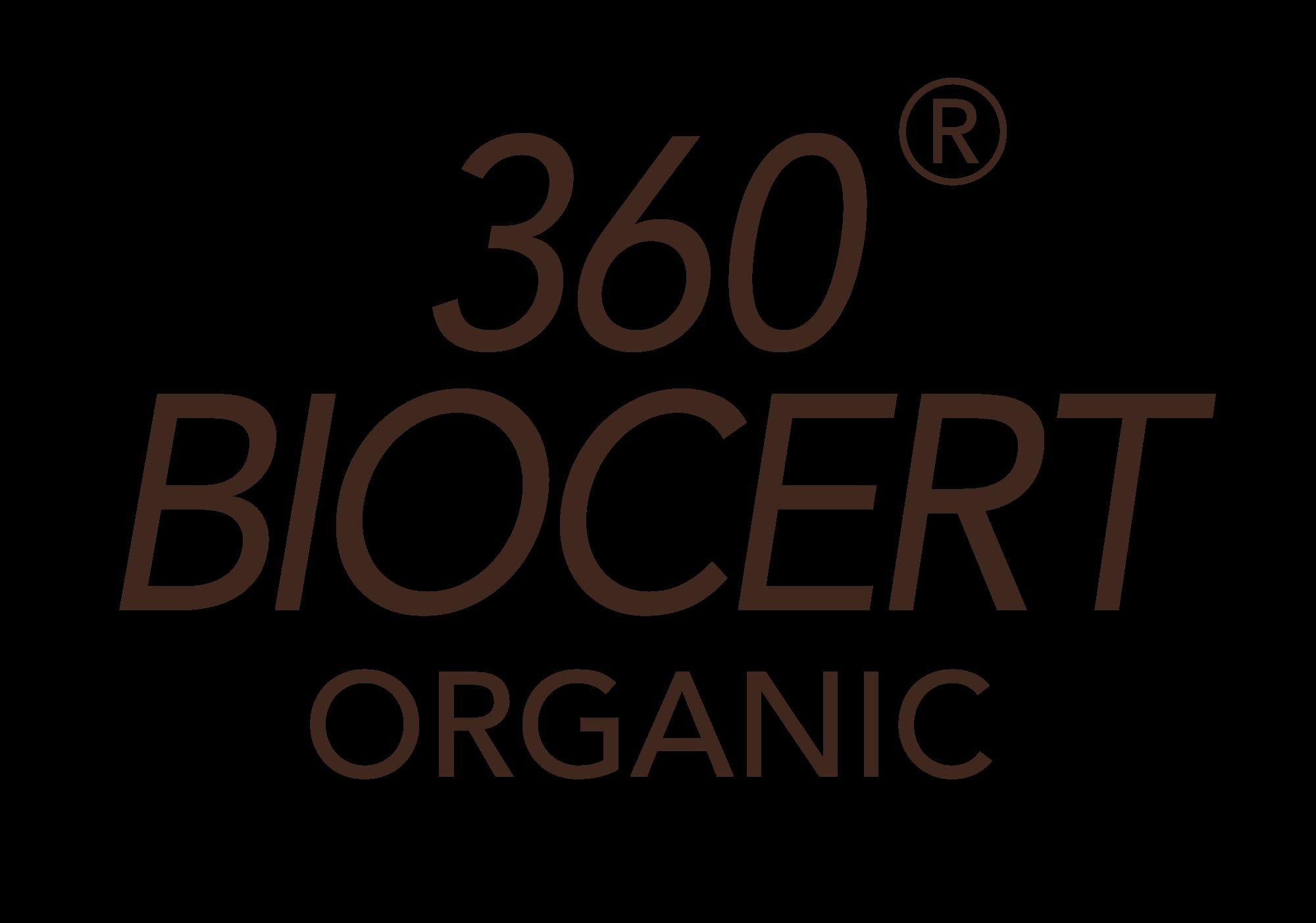 360 BIOCERT ORGANIC