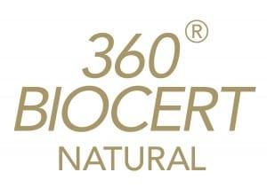 360 BIOCERT NATURAL