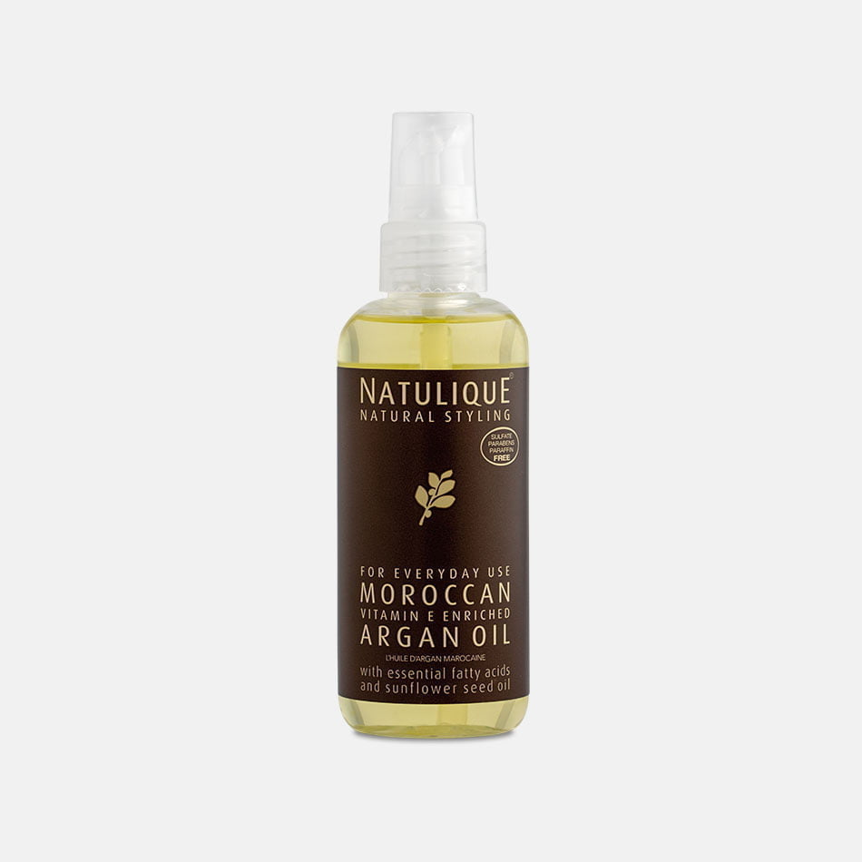 Heat protection Moroccan Argan Oil