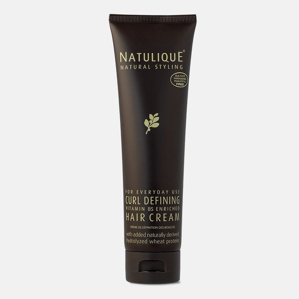Define Curls with Curl Defining Hair Cream NATULIQUE