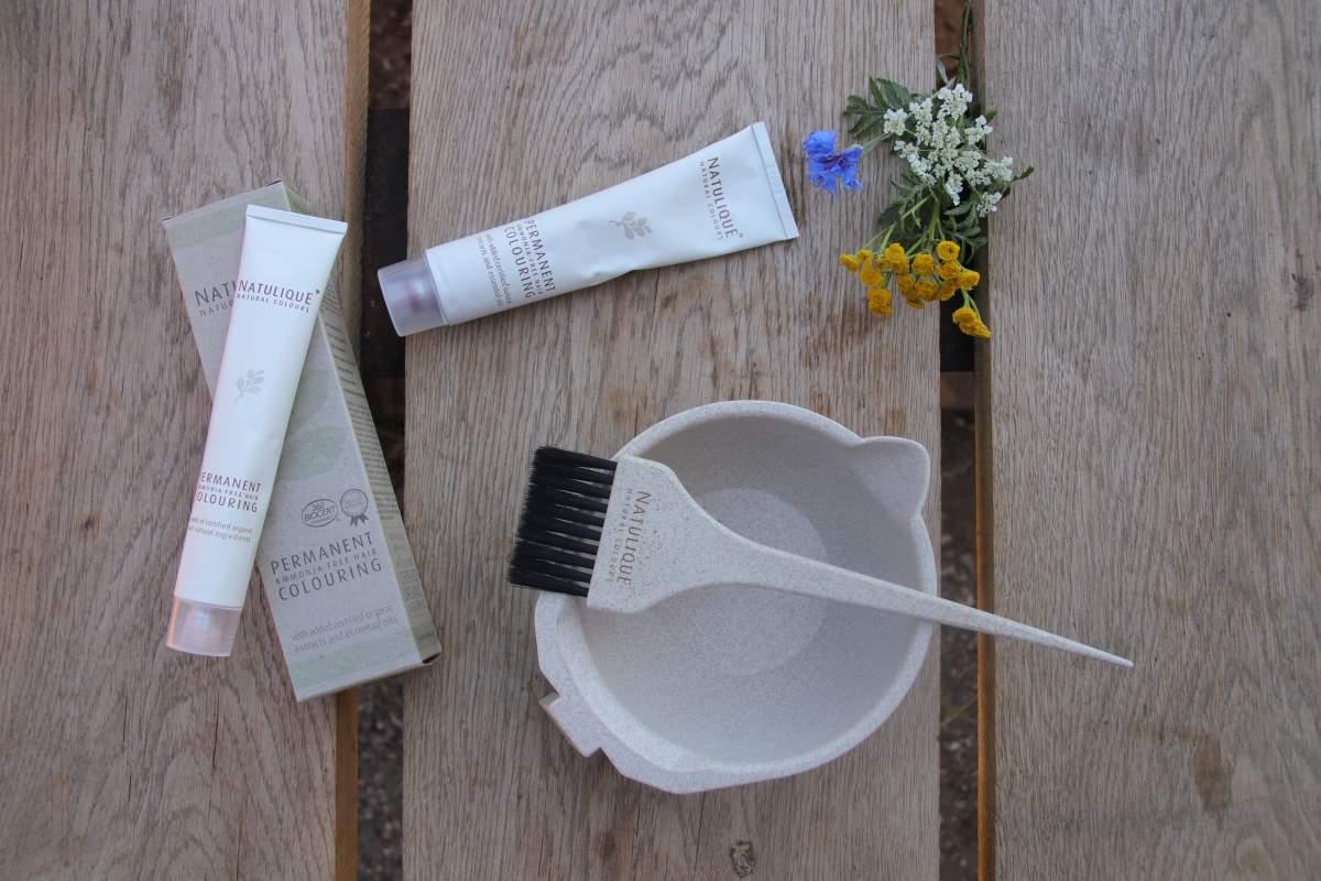 Bæredygtig hårfarve fra NATULIQUE