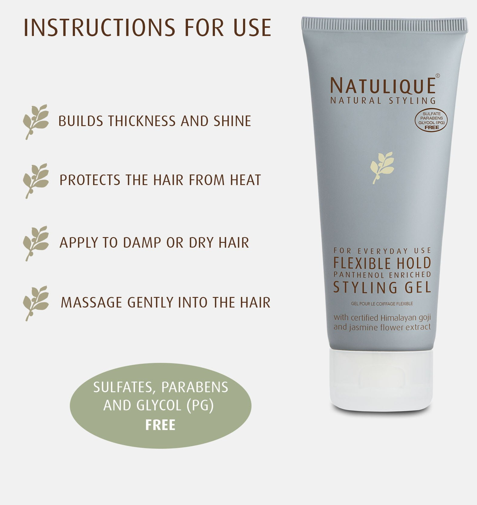 Natulique Styling Gel