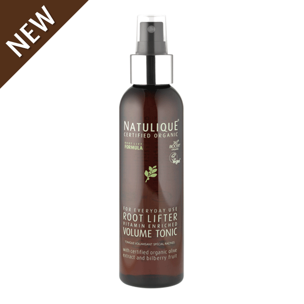 CERTIFIED ORGANIC HAIR ROOT TONIC