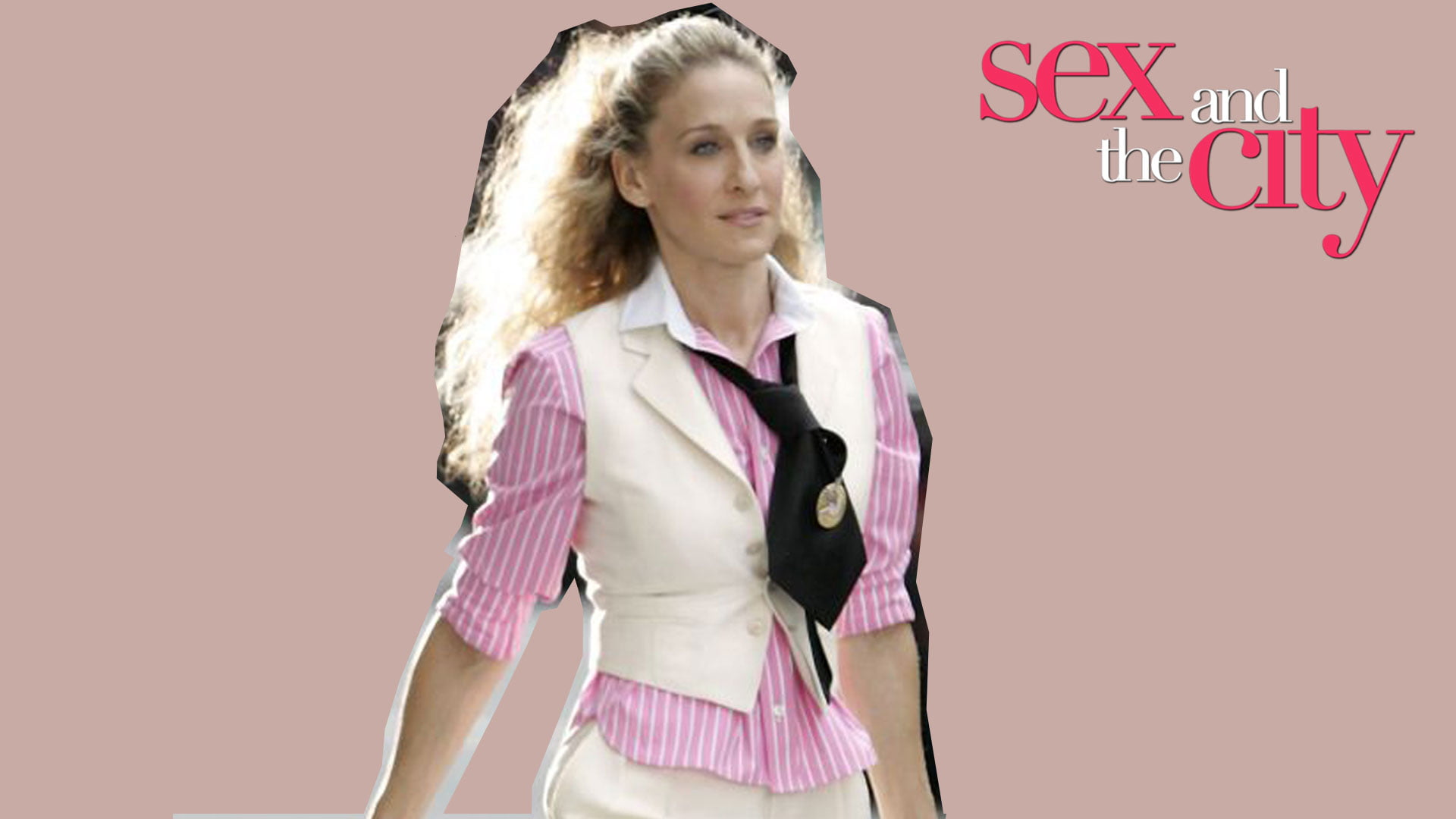 Carrie Bradshaw from Sex and the City