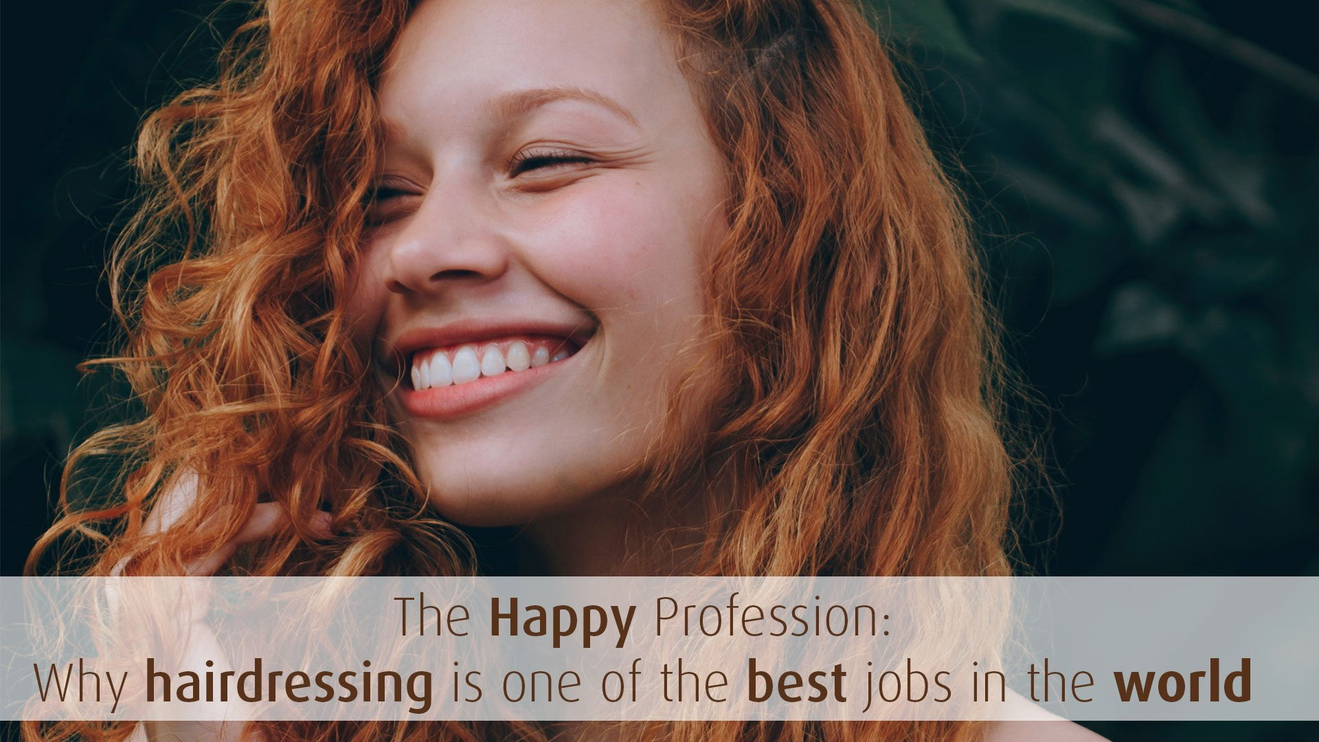 The happy profession