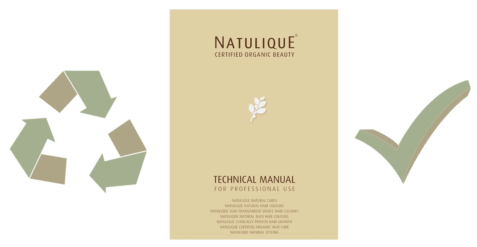 Natulique Technical manual on recyclable paper