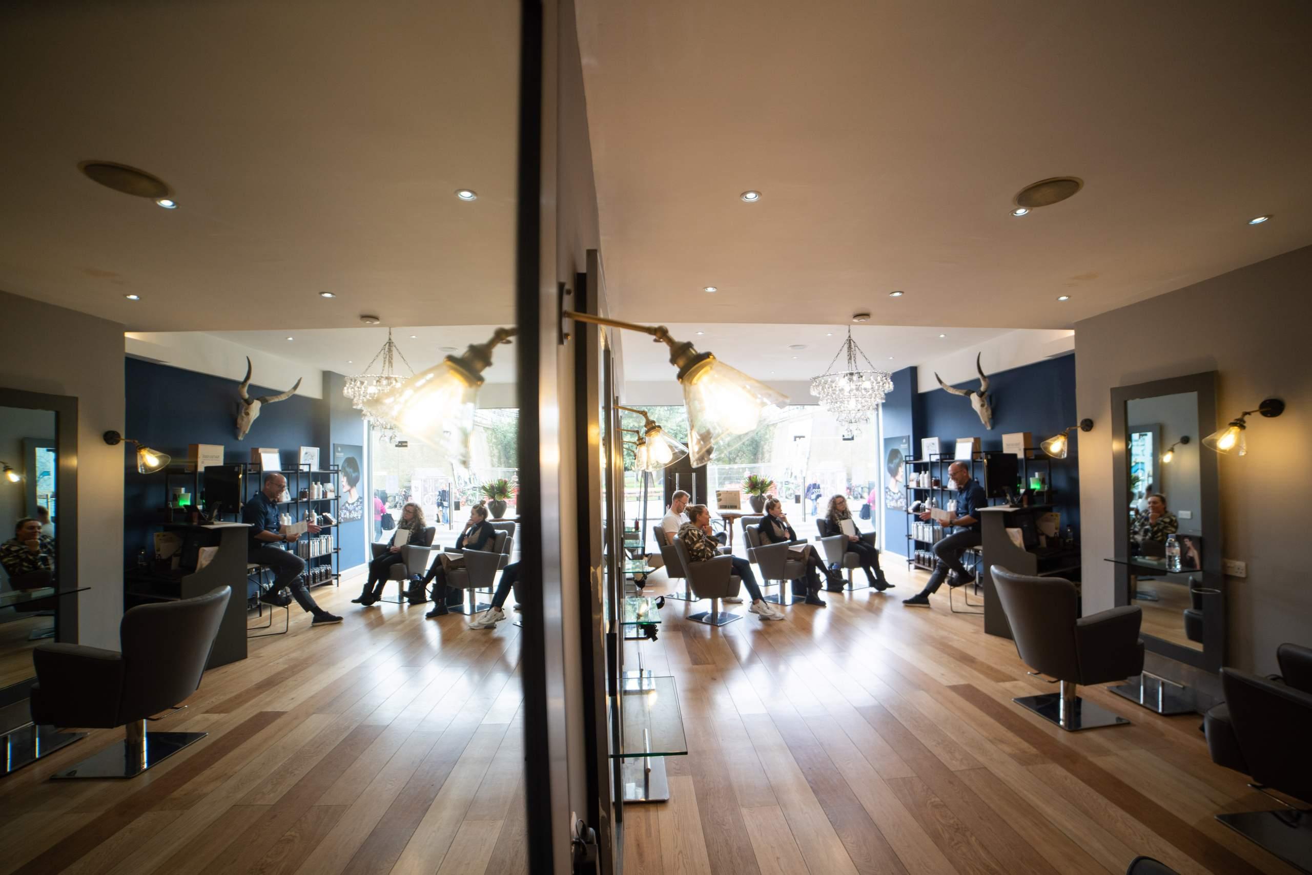 salon interior earth salon