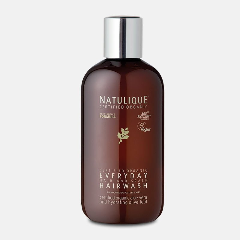 Everyday hair wash