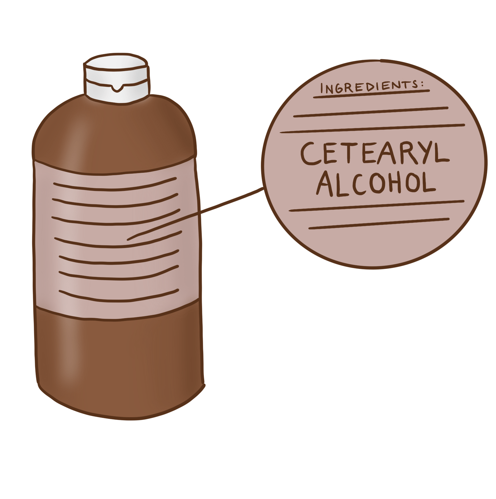 Cetearyl Alcohol in hair products