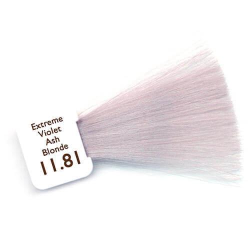 extreme violet ash blonde