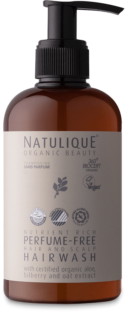 Certified Organic Perfume-Free Hairwash