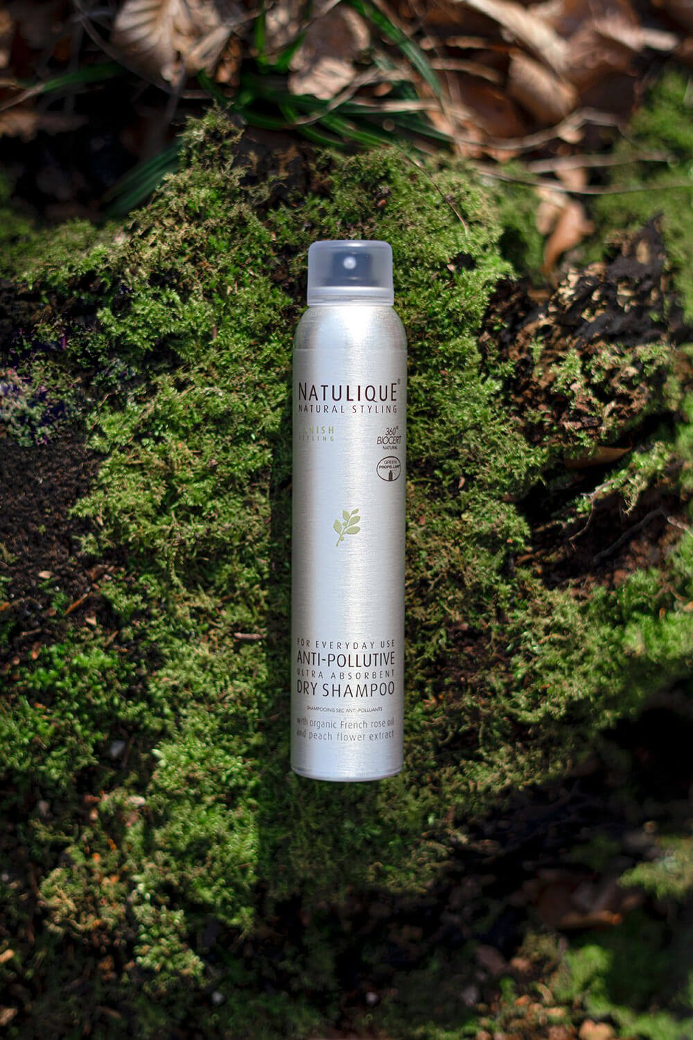 anti-pollutive dry shampoo
