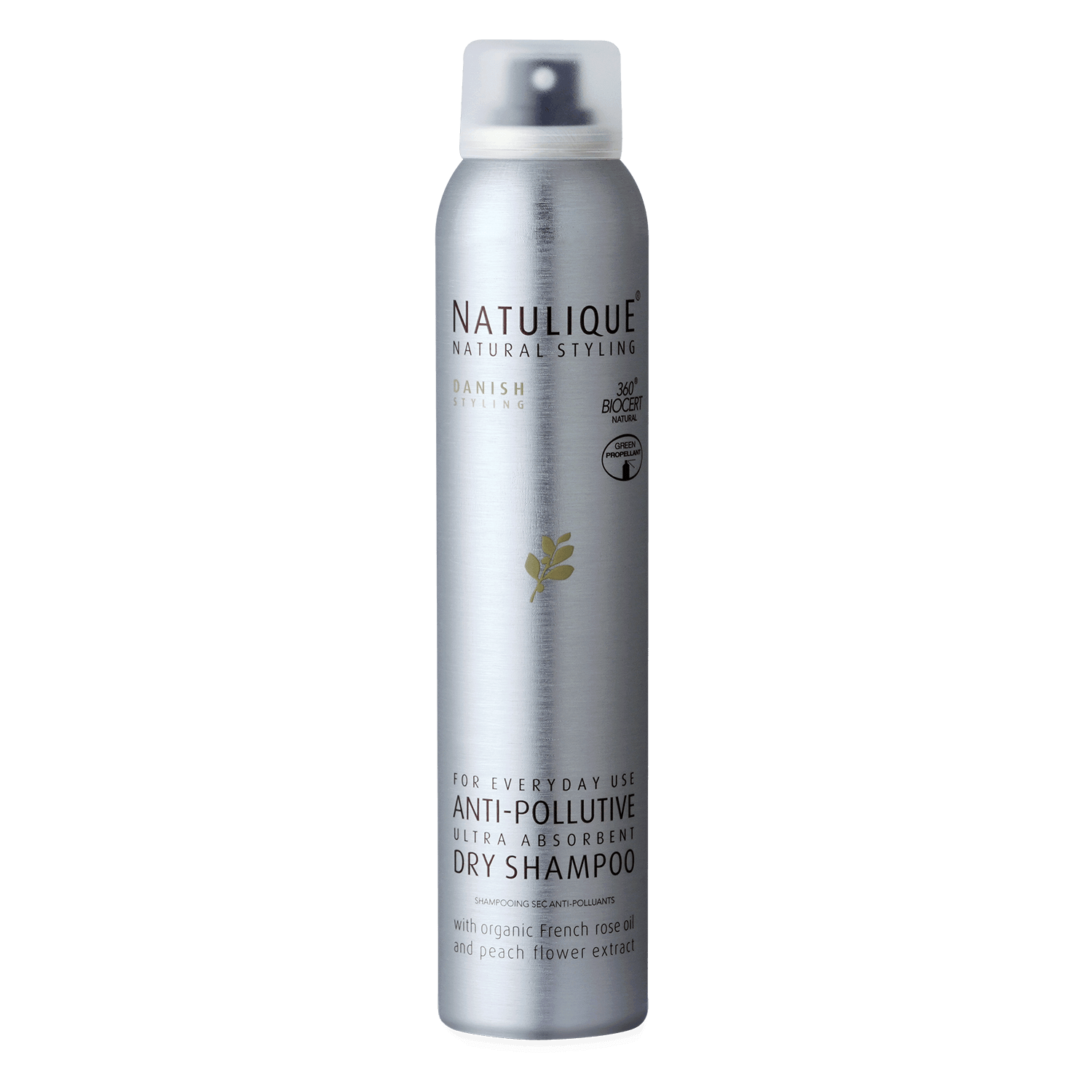 anti-pollutive dry shampoo no hold